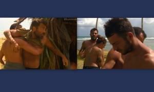 Δείτε βίντεο: Χαμός στο Survivor με το νέο καβγά Χανταμπάκη – Αγγελόπουλου!