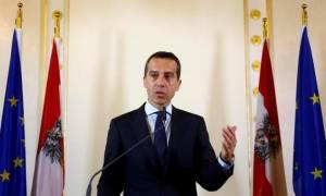 Καγκελάριος Αυστρίας: Προκλητικός ο Ερντογάν επιζητεί συνειδητά την πρόκληση