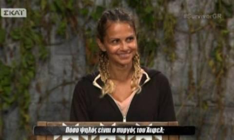 Survivor: Χαμός με τη Σόφη Πασχάλη – Δεν φαντάζεστε τι απάντησε για τον Πύργο του Άιφελ