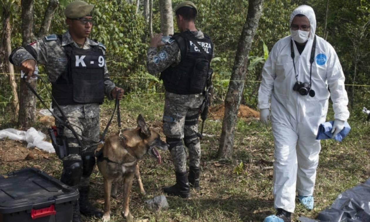 Φρίκη στο Μεξικό: Βρέθηκαν περισσότερα από 250 κρανία σε ομαδικούς τάφους (Vid)