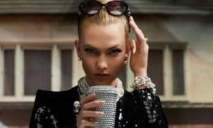 H Κarlie Kloss μεταμορφώνεται σε Audrey Hepburn και Marilyn Μοnroe