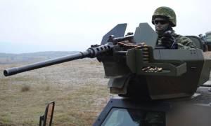 «Κόκκινος συναγερμός» στα σύνορα με τα Σκόπια - Σε επιφυλακή οι Ένοπλες Δυνάμεις