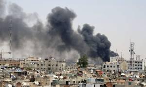 Μακελειό στη Συρία: Βομβιστής αυτοκτονίας ανατινάχθηκε στο δικαστικό μέγαρο της Δαμασκού