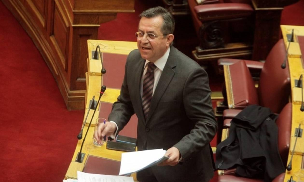Νικολόπουλος: Να έρθει το φυσικό αέριο στο λιμάνι της Πάτρας, αλλά όχι... νύχτα!