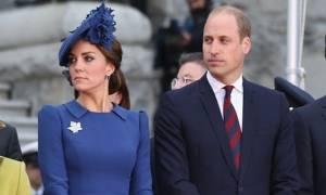 Οι κρίσεις της Kate Middleton και οι ανεξέλεγκτες εμφανίσεις του πρίγκιπα William