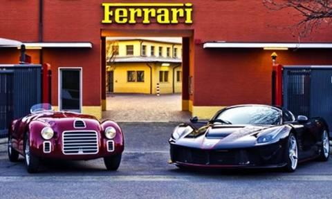 H Ferrari έκλεισε τα 70 χρόνια της και το γιορτάζει