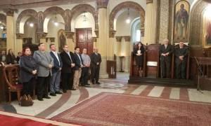 Τους ευεργέτες της τίμησε η Ελληνική Κοινότητα Καΐρου (video)