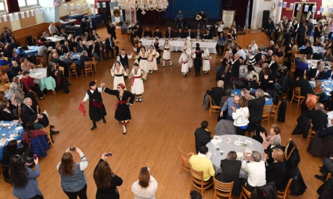 Εορτασμός της Ομογένειας της Ν. Υόρκης για την επέτειο Ενσωμάτωσης της Δωδεκανήσου
