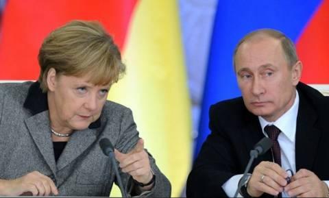 Συνάντηση Πούτιν-Μέρκελ τον Μάιο στη Ρωσία