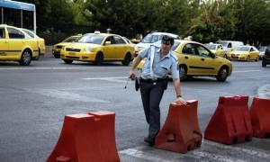 Κυκλοφοριακές ρυθμίσεις στο κέντρο της Αθήνας την Κυριακή (19/3) - Ποιοι δρόμοι θα είναι κλειστοί