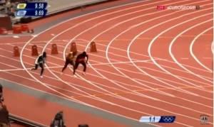 Στίβος 100 μέτρα: Η «κούρσα του αιώνα» σε ένα βίντεο!