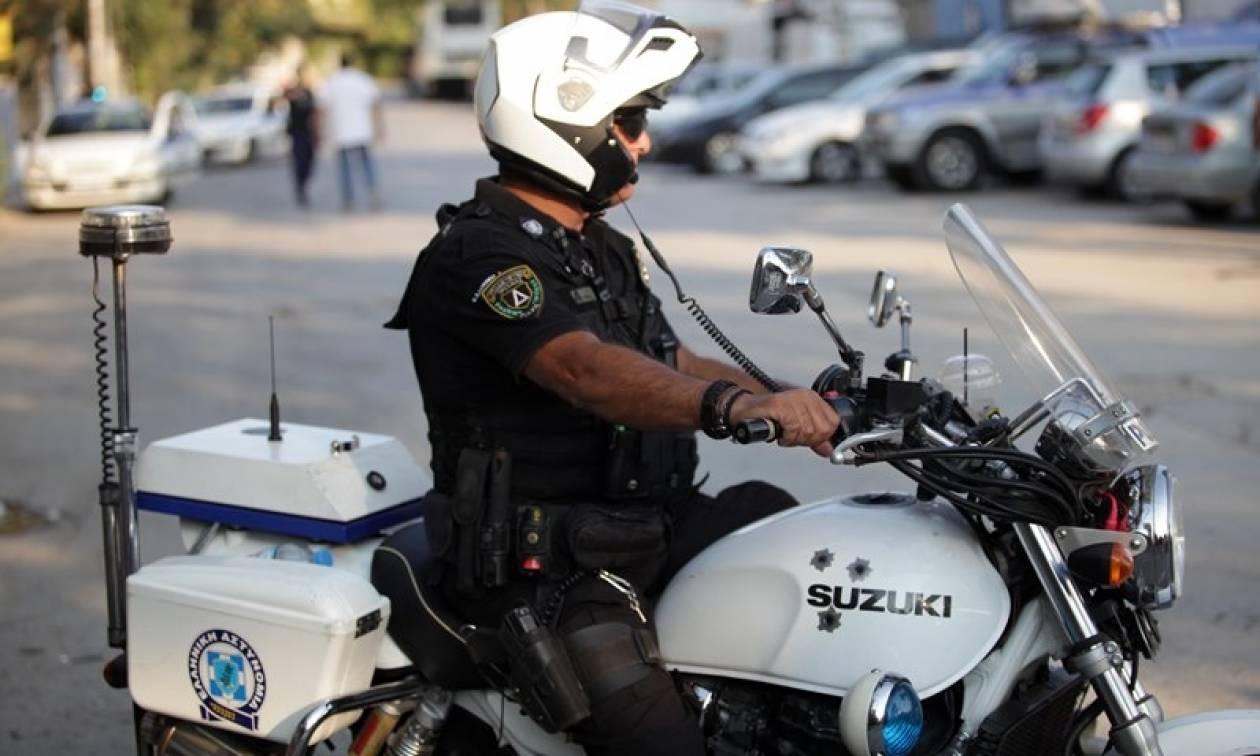Ηράκλειο: Τραυματισμός αστυνομικού εν ώρα υπηρεσίας