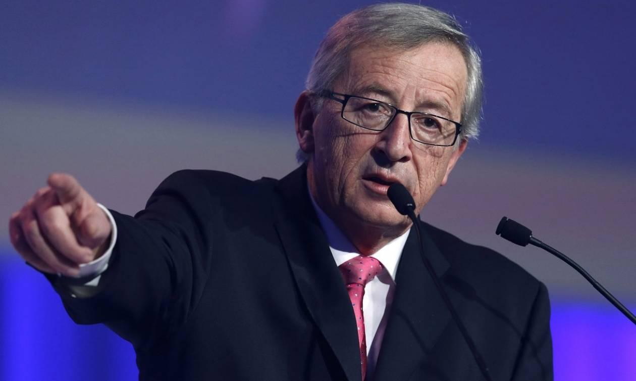 «Καμπανάκι» κινδύνου από Γιούνκερ: Ένας εμπορικός πόλεμος ΕΕ-ΗΠΑ δεν συμφέρει κανέναν