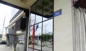 Εισβολή του Ρουβίκωνα στο κτήριο του ΑΔΜΗΕ (pics)
