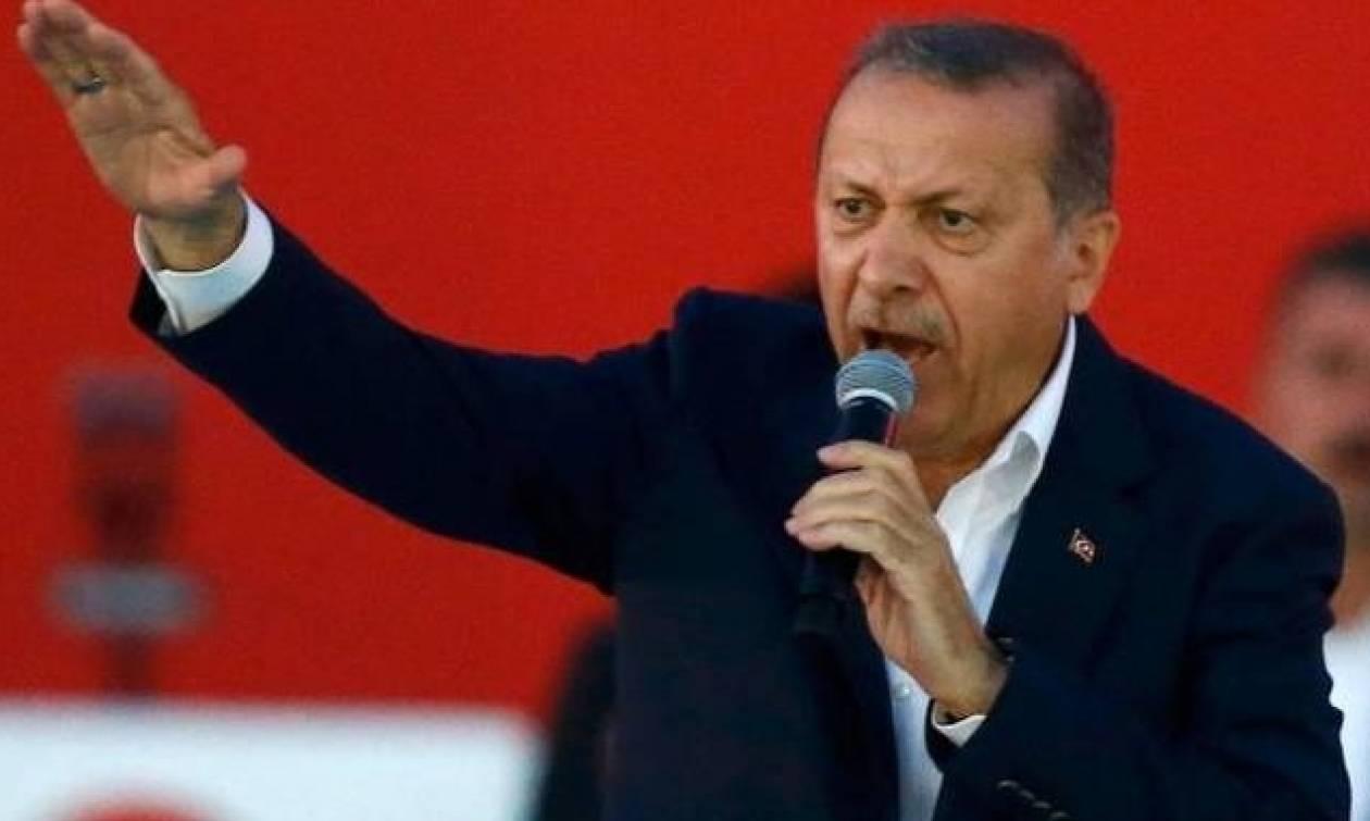 Σκληρή επίθεση Ερντογάν στη Μέρκελ: Καταφεύγεις σε ναζιστικές πρακτικές