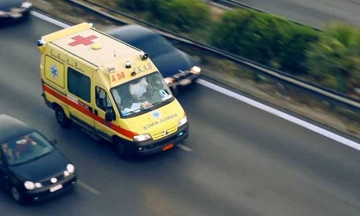 Αμαλιάδα: Σε κρίσιμη κατάσταση 30χρονος μετά από τροχαίο