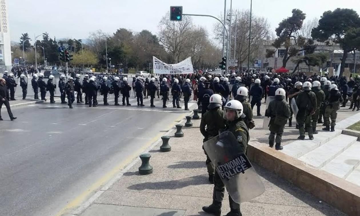 Θεσσαλονίκη: Τρεις συλλήψεις για τα μεσημεριανά επεισόδια στην παραλιακή λεωφόρο