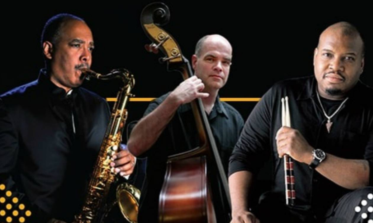 The trio of Liberty live στο Half Note Jazz Club