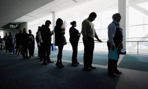 Registered unemployment up in February