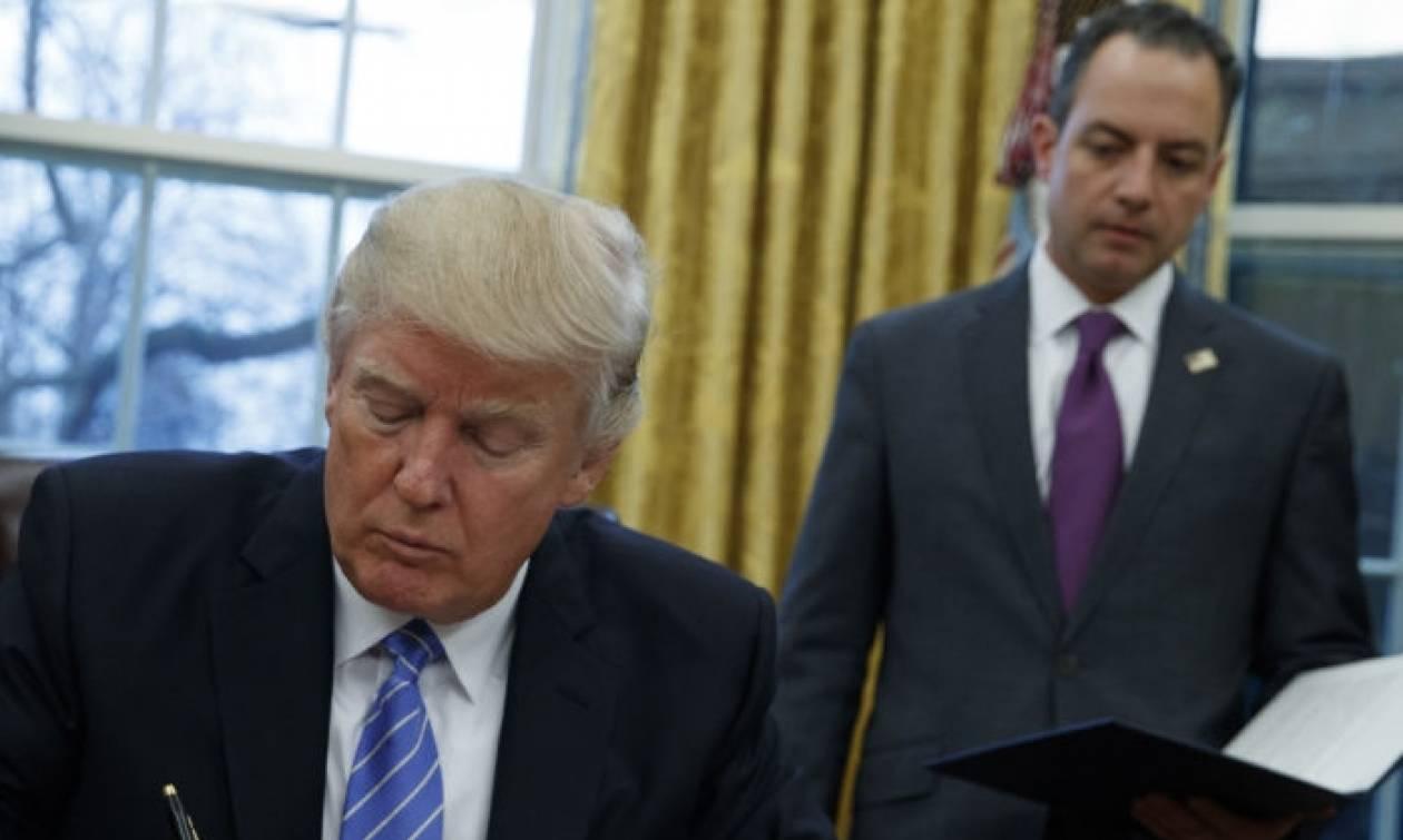 Ο Τραμπ θα τιμήσει την Ομογένεια και την επέτειο της Εθνικής Παλιγγενεσίας