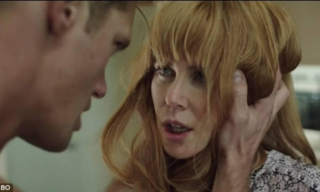 Η σκηνή που σόκαρε το τηλεοπτικό κοινό: Σκληρό σεξ στον πάγκο της κουζίνας με την Νικόλ Κίντμαν