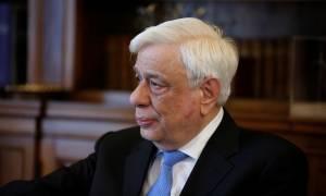 Παυλόπουλος: Τα φοβικά σύνδρομα δεν συμβιβάζονται με την ιδιότητα κράτους-μέλους της ΕΕ