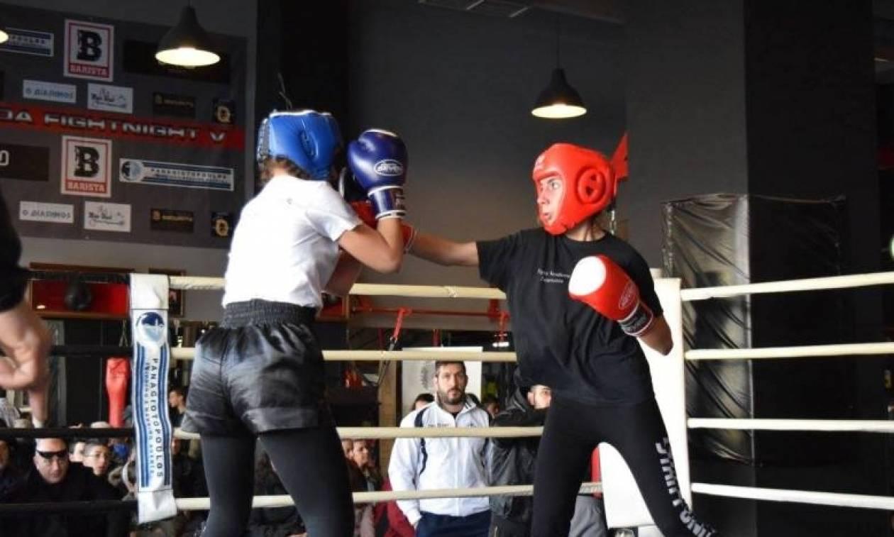 Άλλη μια Ελληνίδα στο πανευρωπαϊκό πρωτάθλημα Wushu