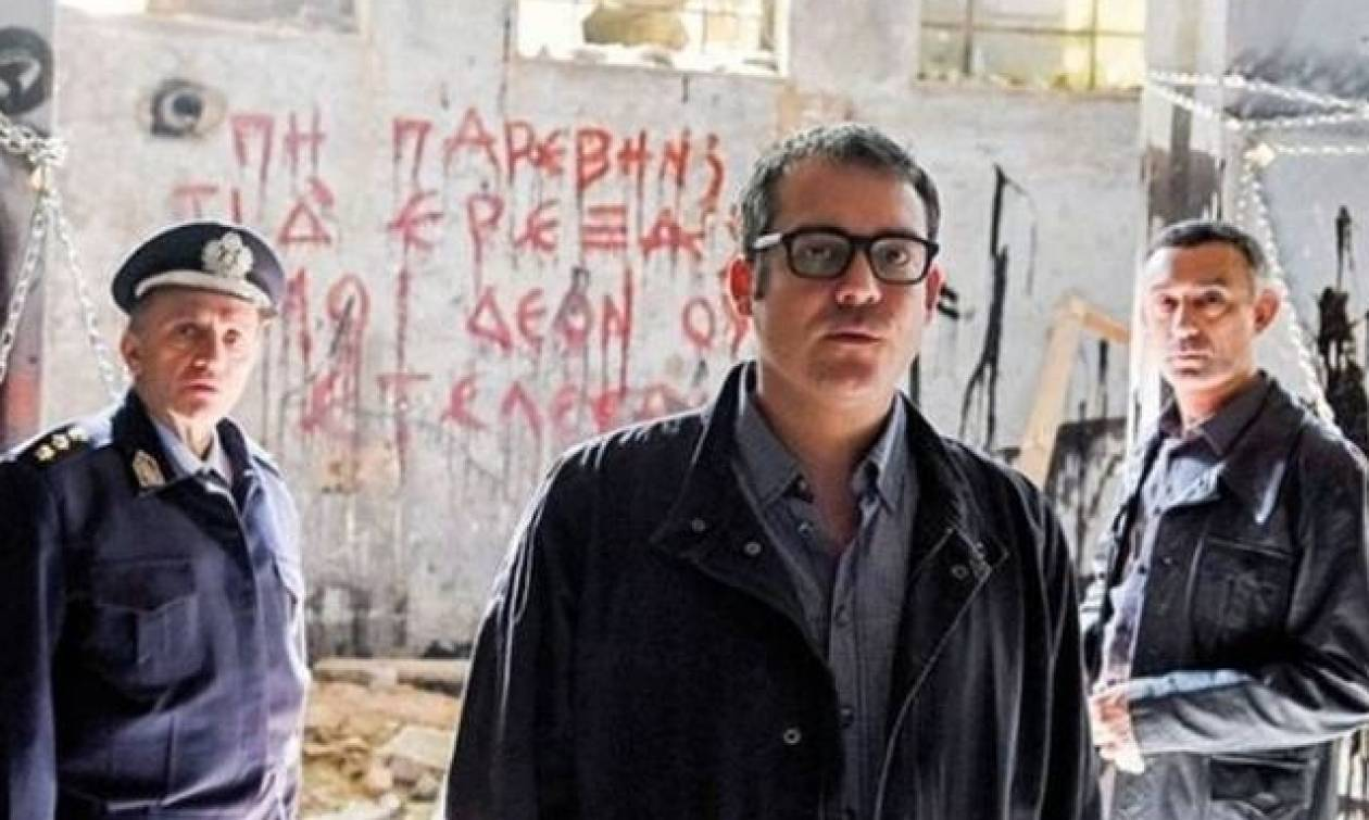 Greek director withdraws film from theatres to aid police investigation of taxi-driver's murder