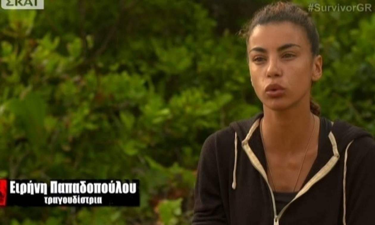 Survivor - Ειρήνη Παπαδοπούλου: «Κάποιοι παίζουν βρώμικα»