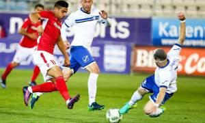Πλατανιάς - Ηρακλής 1-0: Πεντοζάλη… Ευρώπης!