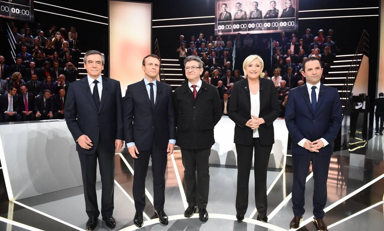 Γαλλία: Ο Μακρόν «διέλυσε» πολιτικά τη Λεπέν και κέρδισε τις εντυπώσεις στο πρώτο ντιμπέιτ (Vids)