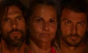 Αγγελόπουλος, Πασχάλη, Σπαλιάρας: Αυτός θα αποχωρήσει από το Survivor!