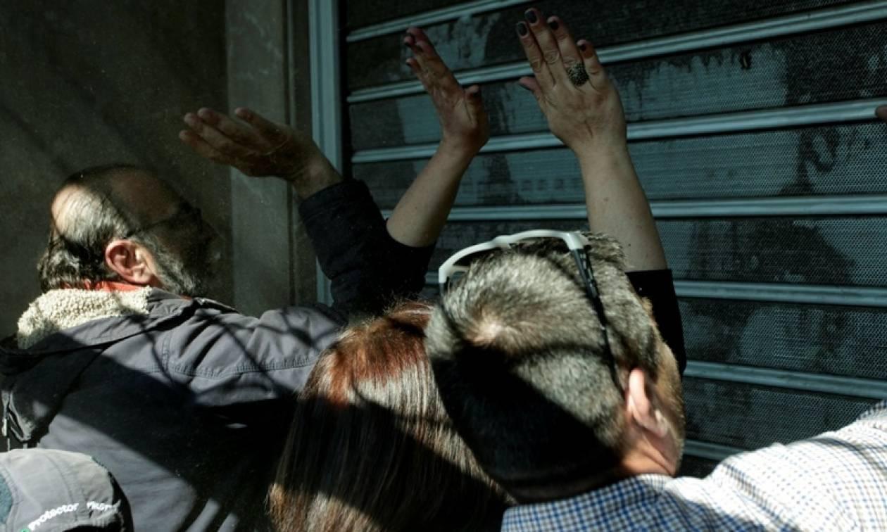 Μικροένταση σε διαμαρτυρία της ΠΟΕ - ΟΤΑ στο κέντρο της Αθήνας