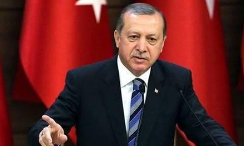 Απίστευτος Ερντογάν: Κατάσκοποι οι Ευρωπαίοι που επισκέπτονται την Τουρκία