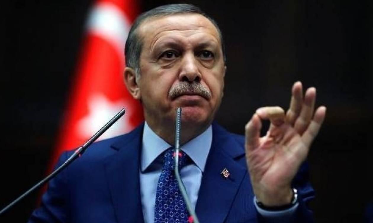 Ο Ερντογάν ακύρωσε όλες τις προγραμματισμένες εμφανίσεις Τούρκων αξιωματούχων στη Γερμανία