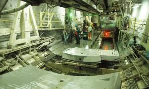 Μετρό: Φτάνει στα Μανιάτικα ο μετροπόντικας - Πότε αναμένεται να ολοκληρωθεί το έργο