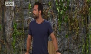 «Σεισμός» στο Survivor: Η ατάκα της έκανε τον Τανιμανίδη να... παραιτηθεί! (vid)