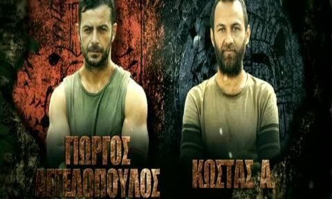 Survivor: O Γιώργος Αγγελόπουλος «ξεφτίλισε» τον πρώην μισθοφόρο - Δείτε καρέ - καρέ (vid)