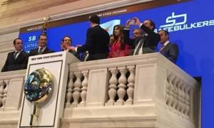 O Αναστασιάδης έσπασε...το σφυρί της Wall Street
