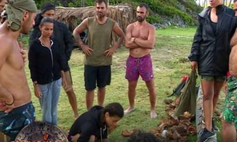 Survivor: Εκτός ελέγχου οι «Διάσημοι» - Το άγριο κράξιμο στον Ντάνο και τα «καρφιά» του Σπαλιάρα