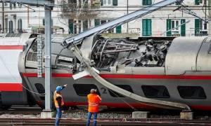 Εκτροχιασμός τρένου στην Ελβετία -  Τρεις τραυματίες