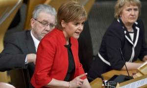 Τρομοκρατική επίθεση Λονδίνο: H Σκωτία διέκοψε τη συνεδρίαση για το δημοψήφισμα