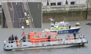 Βίντεο που κόβει την ανάσα: Γυναίκα πέφτει στον Τάμεση από τη γέφυρα του Westminster
