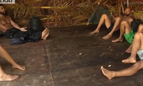 Survivor: Απίστευτο κράξιμο στον Ντάνο από τους Μαχητές