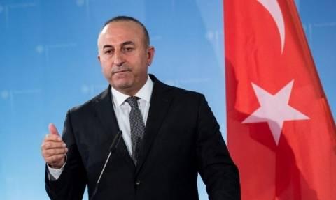 Προκλητικές δηλώσεις Τσαβούσογλου: Πραγματικοί ιδιοκτήτες της Κύπρου είναι οι Τουρκοκύπριοι