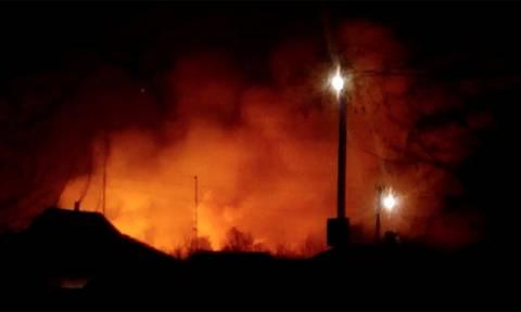Συναγερμός στην Ουκρανία: Ισχυρές εκρήξεις συγκλονίζουν την πόλη Μπαλακέγια (Vids)
