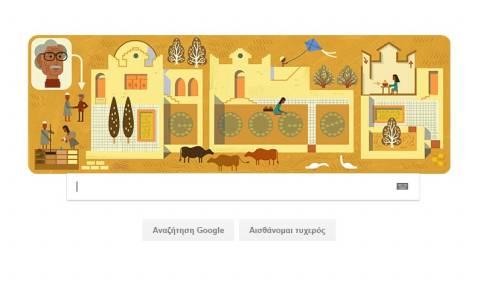 Hassan Fathy - Google: 117η επέτειος από τη γέννηση του Αιγύπτιου αρχιτέκτονα (vid)