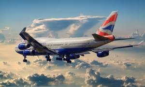 Τρόμος σε πτήση της British Airways