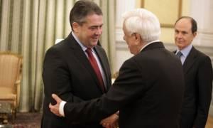 Παυλόπουλος: Θα υπερασπισθούμε τον άνθρωπο - Γκάμπριελ: Κατά του διχασμού στην Ευρώπη