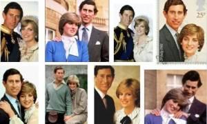 Κάτι σοκαριστικό συμβαίνει σε όλες τις φωτογραφίες Κάρολου - Νταϊάνας και δεν το είδε ποτέ κανείς!